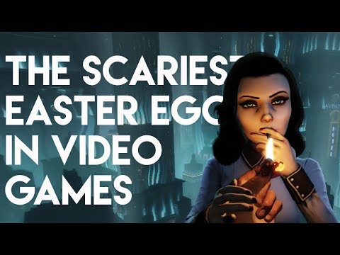 The Scariest Easter Eggs In Video Games