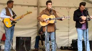 """The Malpass Brothers --""""Ballad of Forty Dollars""""  &  """"When I Stop Dreaming"""" at Omagh 2011"""