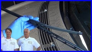 Windshield Wiper Replacement Mercedes Benz