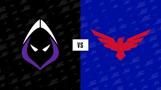 Group Stage | Los Angeles Guerrillas vs London Royal Ravens | Seattle Surge Home Series | Day 1