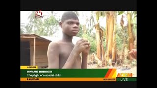 Afisem – The Plight Of A Special Child - Badwam on Adom TV (20-1-20)