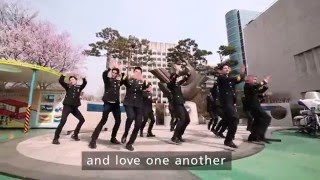 """[Worldvision] """"Hope in the classroom"""" Seoul Police (TVXQ, Superjunior) ver. (Eng sub)"""