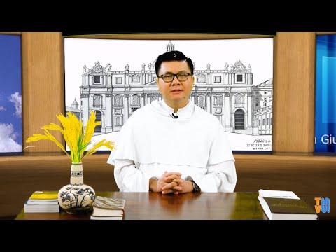 """Ngay khi đáp lời """"xin vâng"""" Đức Maria đã trở thành Thiên Chúa Thánh Mẫu – Lm. Giuse Phạm Quốc Văn, OP."""
