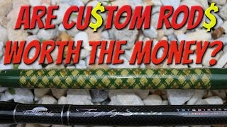 Are Custom Rods Worth The Money? Ft. JunoRyan (Tackle Tuesday #18)