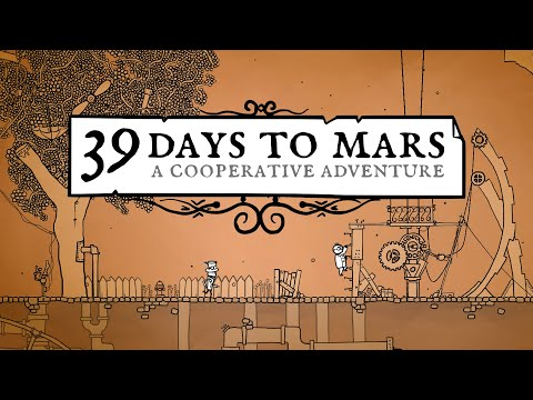 39 Days to Mars - Gameplay Trailer thumbnail