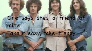 Eagles - Take It Easy video
