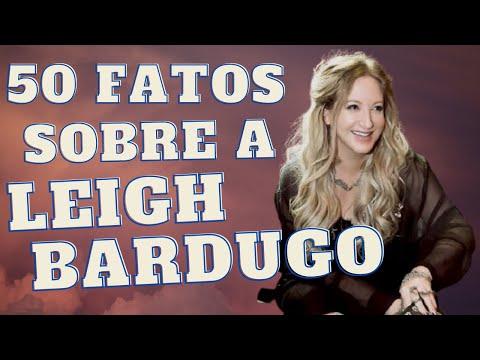 50 FATOS SOBRE A LEIGH BARDUGO! | O Museu Invisível