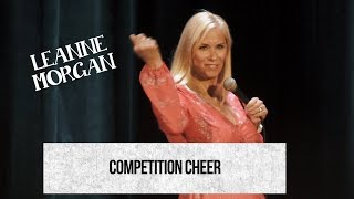 Competition Cheer, Leanne Morgan