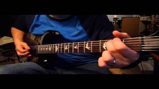 311 Five of Everything guitar cover