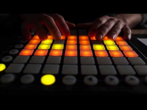 [Light Show] Holdin' On - I See Monsta (Skrillex Remix) - Launchpad