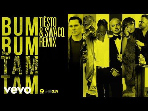 Mc Fioti, J. Balvin, Future - Bum Bum Tam Tam (Tiësto & SWACQ Remix)