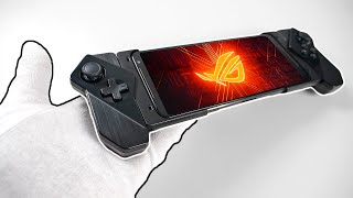 The Ultimate Smartphone Gaming Experience - Unboxing Asus ROG Phone Super Package