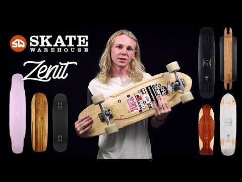 Zenit Boards at Skate Warehouse