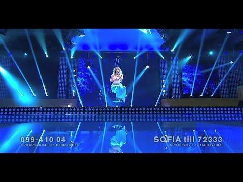 """Dan H.'s private student, Sofia Olsson, """"True Talent"""" Finalist 2011, Sweden."""