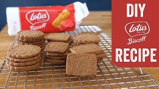 Homemade Biscoff Recipe