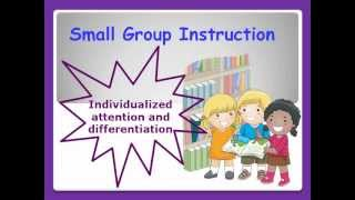 Effective Small Group Differentiated Instruction