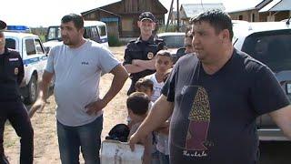 В Хакасию вернулась цыганская община, но в дома их не пускают