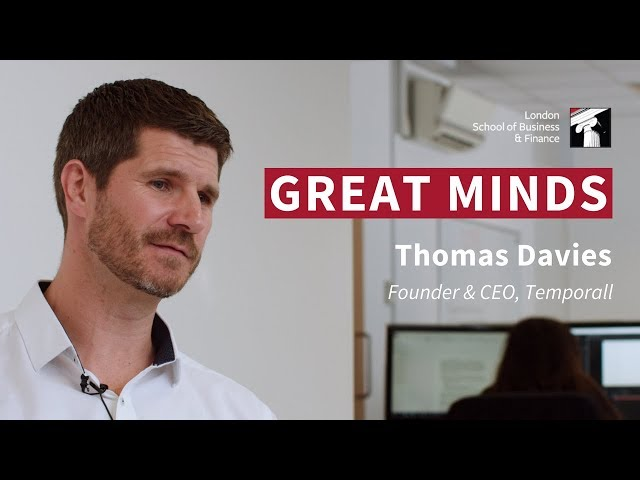 Thomas Davies - Are You Ready to Be a Founder?