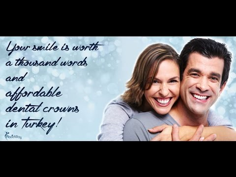 Dental Crowns at Top Clinics in Turkey