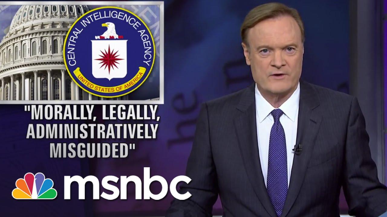 What Motivated CIA Torture? | msnbc thumbnail