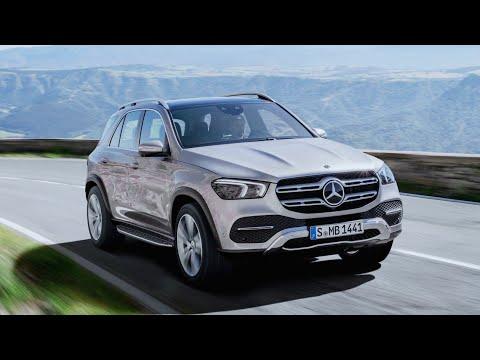 Mercedesbenz Gle Class SUV Кроссовер класса J - рекламное видео 1