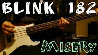 Blink 182 - Misery Bass Cover