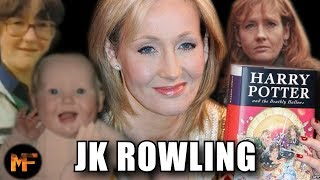 The Life of JK Rowling Explained (Origins of the Harry Potter Series)