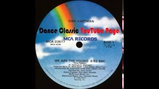 Dan Hartman - We Are The Young (A Larry Levan Remix)