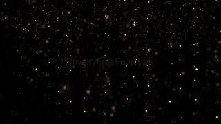 wedding title background | golden particles bokeh | golden bokeh light effect video | #Particlesloop