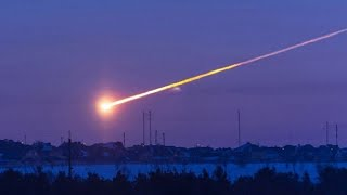 10 Unbelievable Meteorite Falling Caught On Camera