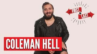 Coleman Hell   First & Last
