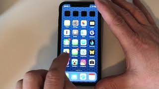How to quit apps on iPhone X