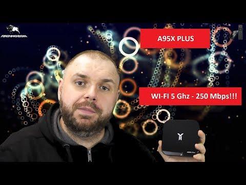 A95X Plus. СМАРТ ТВ БОКС с Amlogic S905Y2. 4/32, DDR4, 5ГГц, USB 3.0. ОТЛИЧНЫЙ БОКС ДЛЯ ИГР И КИНО