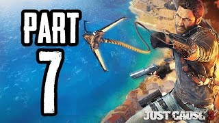 Just Cause 3   #7   Agraelus   CZ Lets Play / Gameplay [720p60] [PC]