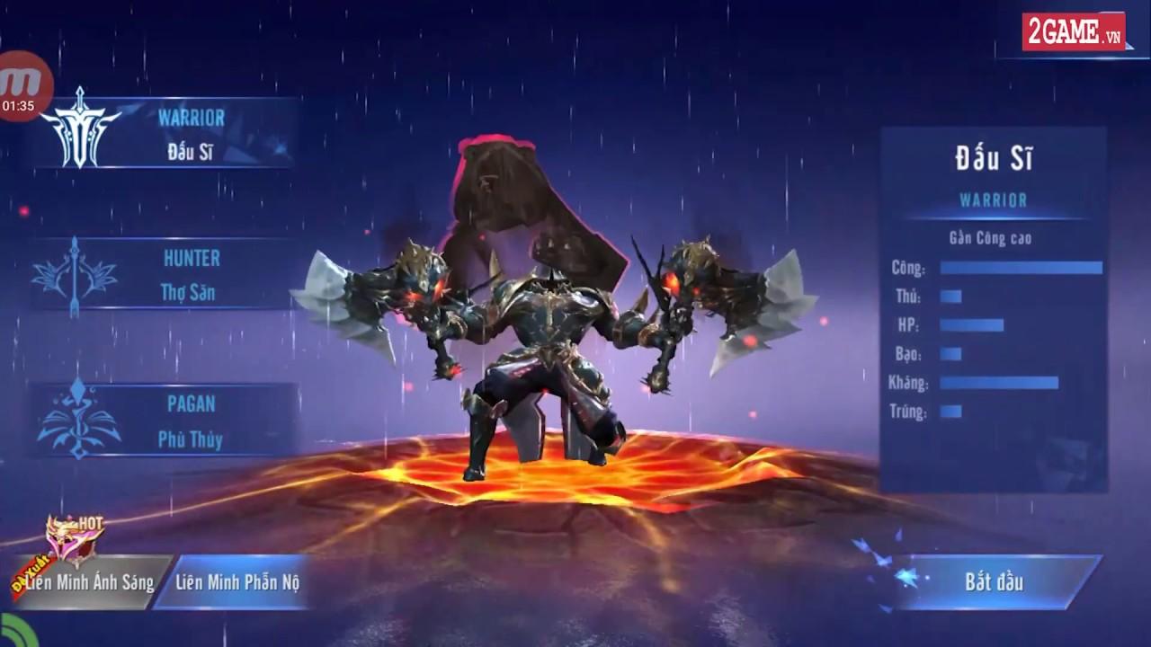 Thế lực chiến ngày đêm trong game S Online