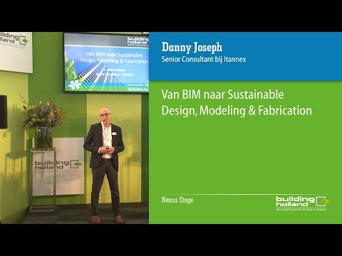 Van BIM naar sustainable design, modeling & fabrication