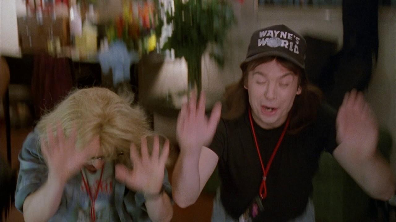 Trailer för Wayne's World