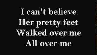 Walk Over Me - The All American Rejects LYRICS