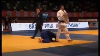 ZANTARAIA  Georgii - VREME Eugeniu  -66 kg IJF Grand Prix Samsun 2013 30.03.2013