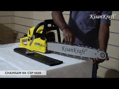 Kisankraft Chainsaw Petrol Kk Csp 5920