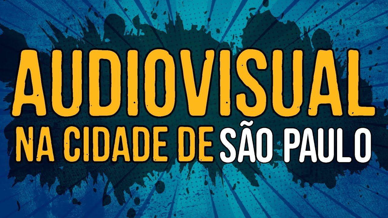 Audiovisual Na Cidade de São Paulo