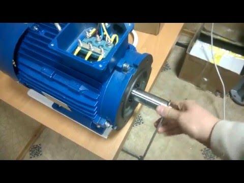 PMG generator 5,5 kW 1500 rpm 220V + grid tie inverter
