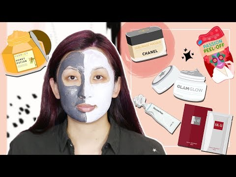 High End VS Low End Face Masks: Which Ones Are Worth It?!