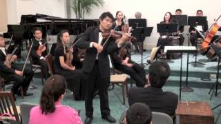 The Last Rose of Summer by Ernst Performed by Leonard Chong