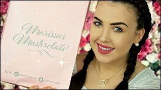 Marissas Masterclass + Swag Bag | The Beauty Commandments