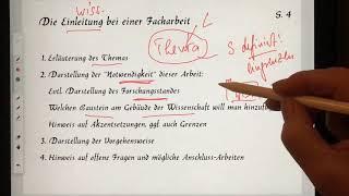 Einleitung In Facharbeit über Werbung Schule Deutsch Psychologie