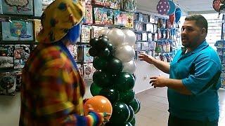 Payaso Pikorete Busca Empleo En La Tienda de Globos Y Más en Caguas 787-710-4256