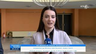 Mirëmëngjesi Kosovë - Drejtpërdrejt nga Mitrovica - Sabit Sheremeti 20.04.2021