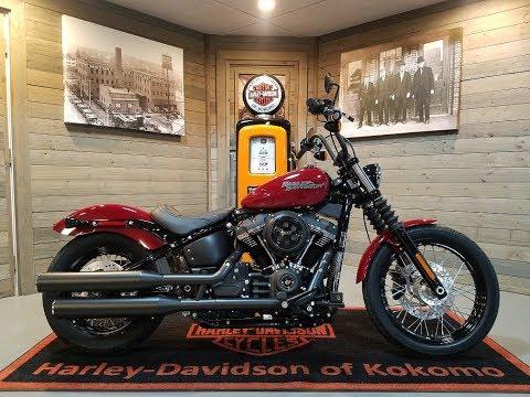2020 Harley-Davidson Street Bob® in Kokomo, Indiana - Video 1