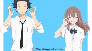 """Video thumbnail of """"Koe no Katachi [04-I fell in love with you (Instrumental)]"""""""